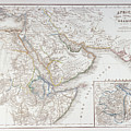 West Africa And Arabia by Fototeca Storica Nazionale