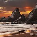 Westcombe Bay by Richard Garvey-Williams