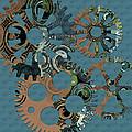 Wheels by Bonnie Bruno