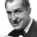 While The City Sleeps, Vincent Price by Everett