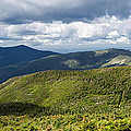 White Mountains New Hampshire Panorama by Stephanie McDowell