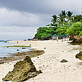White Sand Beach Moal Boel Philippines by James BO  Insogna