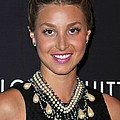 Whitney Port Wearing An Erickson Beamon by Everett