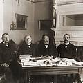 William Howard Taft Center Headed by Everett