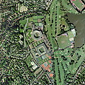 Wimbledon Tennis Complex, Uk by Getmapping Plc
