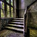 Window And Stairs by Nathan Wright