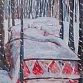 Winter Hybernation by Tilly Strauss