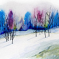 Winter Sorbet by Lynne Furrer