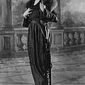 Woman Modeling Dress, A Frock Of Moon by Everett