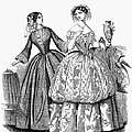 Womens Fashion, 1853 by Granger