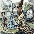 Womens Fashion, 1877 by Granger