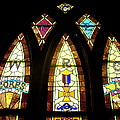 Wrc Stained Glass Window by Thomas Woolworth