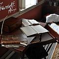 Writers Desk by Daryl Macintyre