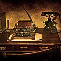 Writers Desk by Svetlana Sewell