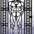Wrought Iron Gate by Steve Harrington