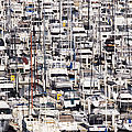 Yacht Marina by Jeremy Woodhouse