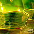 Yellow And Green by Artist and Photographer Laura Wrede