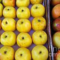 Yellow Apples by Carlos Caetano