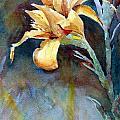 Yellow Iris by Alan Smith