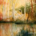 Yellow Medicine Creek 2 by Julie Lueders
