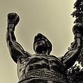 Yo Rocky by Bill Cannon