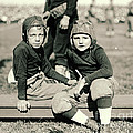 Young Football Fans 1920