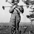 Young Gardener by Henry Guttmann