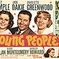 Young People, Shirley Temple, Jack by Everett