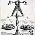 Zachary Taylor, Political Cartoon by Everett