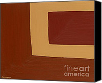 Ipod Canvas Prints - Abstract 163 Canvas Print by Patrick J Murphy