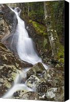 Travel Photo Special Promotions - Kinsman Notch - Woodstock New Hampshire USA Canvas Print by Erin Paul Donovan