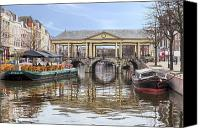 Joana Kruse Canvas Prints - Leiden Canvas Print by Joana Kruse