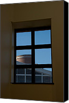 Joseph Yarbrough Canvas Prints - Another Window Canvas Print by Joseph Yarbrough
