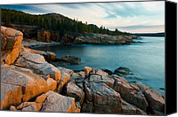 Brent L Ander Canvas Prints - Monument Cove 2604 Canvas Print by Brent L Ander
