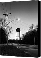 Street Special Promotions - Northern Cold Canvas Print by Hugh Ringling