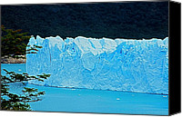 Fuego Canvas Prints - Perito Moreno Canvas Print by Juergen Weiss