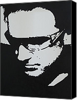 Bono Canvas Prints - Pride Canvas Print by IDGoodall