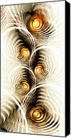 Sonic Canvas Prints - Shock Waves Canvas Print by Anastasiya Malakhova