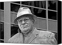 American Special Promotions - Vince Lombardi Canvas Print by James Hammen