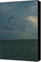 Joseph Yarbrough Canvas Prints - Wind Canvas Print by Joseph Yarbrough