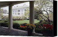 The White House Canvas Prints -  Canvas Print by Joseph H. Bailey