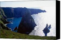 County Donegal Photo Canvas Prints - Arranmore Island, County Donegal Canvas Print by Gareth McCormack