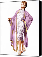 1950s Movies Canvas Prints - Auntie Mame, Rosalind Russell, 1958 Canvas Print by Everett