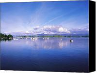 Corks Canvas Prints - Bantry Bay, Whiddy Island, Co Cork Canvas Print by The Irish Image Collection 