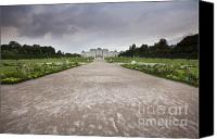 Belvedere Castle Canvas Prints - Belvedere Palace Canvas Print by Andre Goncalves