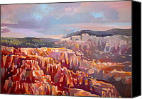 Inspiration Point Canvas Prints - Bryce Canyon Canvas Print by Filip Mihail