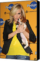 At A Public Appearance Canvas Prints - Carrie Underwood At A Public Appearance Canvas Print by Everett