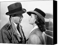 Profile Canvas Prints - Casablanca, 1942 Canvas Print by Granger