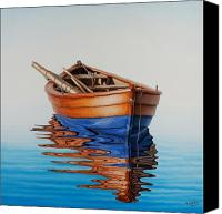 Photo  Painting Canvas Prints - Four winds Canvas Print by Horacio Cardozo