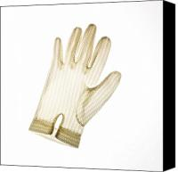 Glove Canvas Prints - Glove Canvas Print by Bernard Jaubert